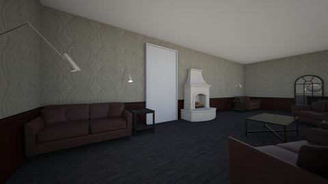 Society Club Main Room 1 - Vintage - by alligatordille