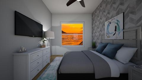 Parents Bedroom - Modern - Bedroom  - by SydTheKid4