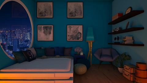 Blue Room BABYMETAL - by BABYMETAL