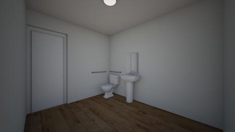 Warehouse bathrooms - Bathroom  - by fasteddie47