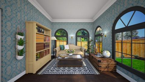 formal living room - Vintage - Living room  - by ASchuchardt
