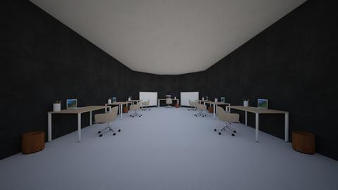my dream house - Office  - by Beltruk