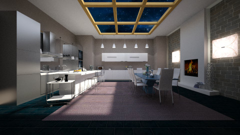Kitchen By Janip - Modern - Kitchen  - by nina50