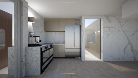 congeladores 2 OP - Kitchen  - by Claudia Servin leyva