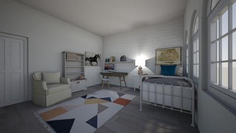 My rooom - Bedroom  - by HarryPotterFan101