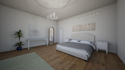my room - Modern - Bedroom - by charlottefolk