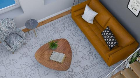 Loft lll - Living room - by lovedsign