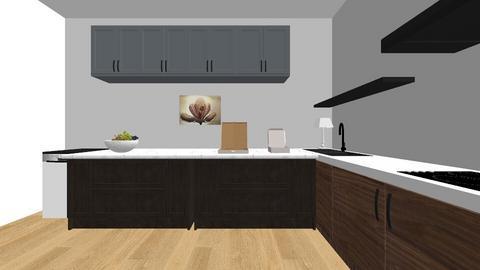 summer kitchen 2 - Kitchen  - by sumwininger