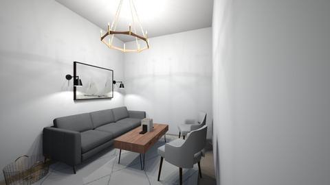 Living space - by KiraHamblin