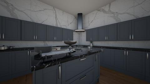 kitchen - Modern - by anapogorelec