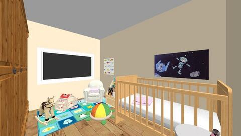 Baby room - Kids room  - by ianele