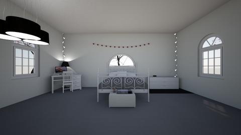 cute - Modern - Bedroom - by axnx_8_