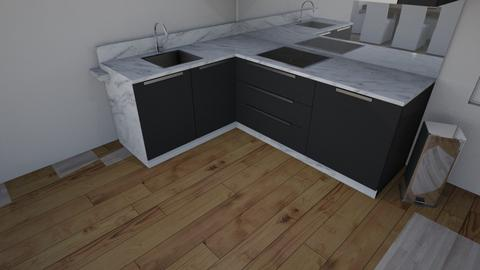 inrichten - Kitchen - by ANGELOTUMMINO