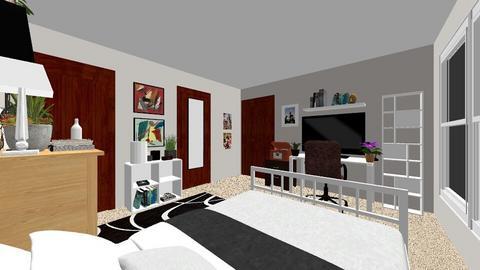 BloomBedroomNewLayout - Bedroom  - by samnoblitt