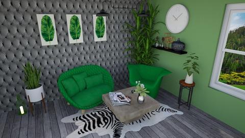 green12455675 - by Cessak