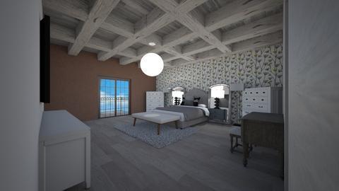 Nathalia Castillo - Glamour - Bedroom  - by nathaliaromelycastillopalacio