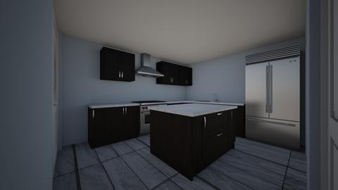 House_Design_2 Kitchen - Modern - by CarlockE