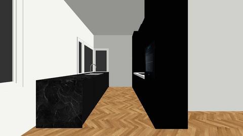 Keuken Mandy en Tiffany - Modern - Kitchen  - by Mylenekimmann
