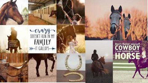 it always gallops - by horseygirl Xx