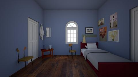 Van Gough Room - Bedroom  - by Amina3B
