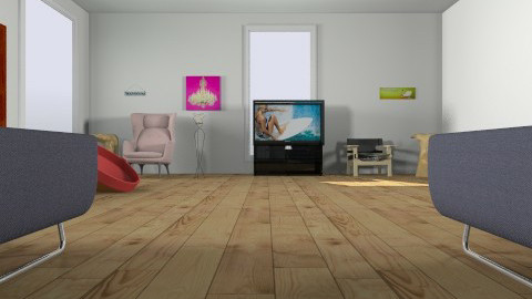 Too many people - Global - Living room - by Sweetie9