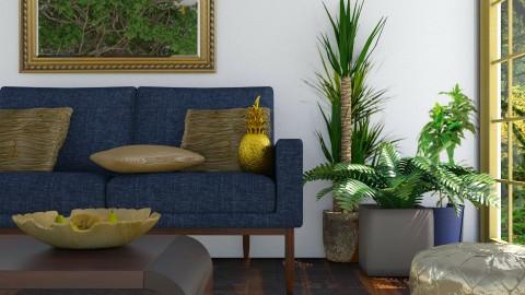 Raleigh - Living room  - by Liu Kovac
