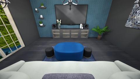 cassius sanchez - Living room  - by pvmsfacs
