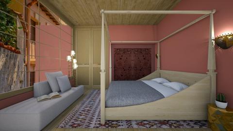 Casa154Bedroom - Eclectic - Bedroom  - by nickynunes
