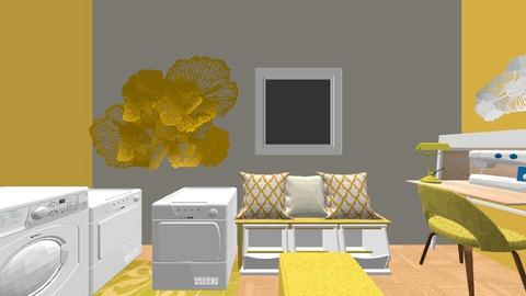 Laundry room - by LexieB123