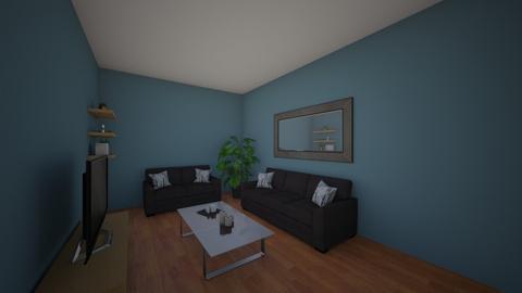 Classwork - Living room  - by blondiejjjjj