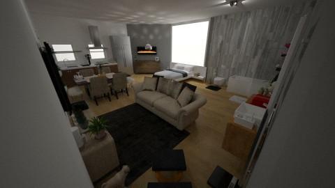 lisa Toenhake - Retro - Living room  - by DMLights-user-1725292