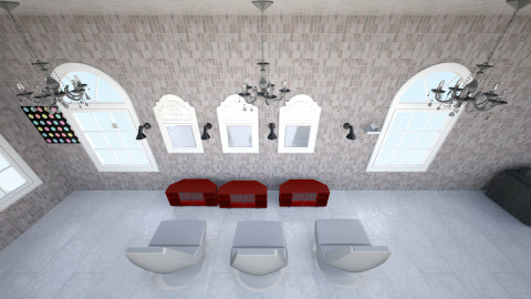 BRENABER BARBER - Classic - Office  - by The Aboodi