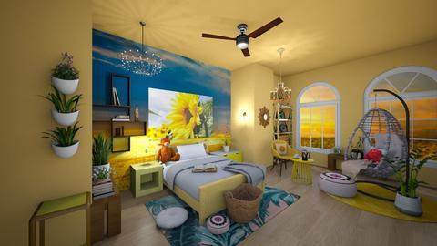 Bedroom 1 - Bedroom  - by Aquahouse Arch