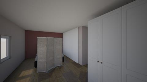 Slaapkamer - Bedroom  - by Kirsten de Koning