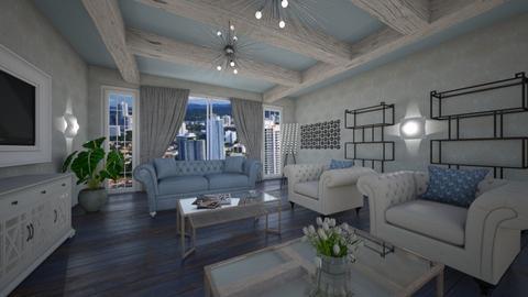 lpblr - Modern - Living room  - by Saj Trinaest
