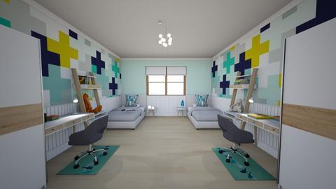 76544 - Kids room  - by AleksandraZaworska98