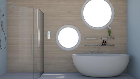 master bay - Modern - Bathroom  - by rcrites457