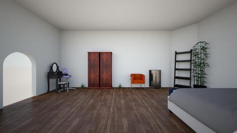 my room - Rustic - Bedroom  - by sheetalswaya