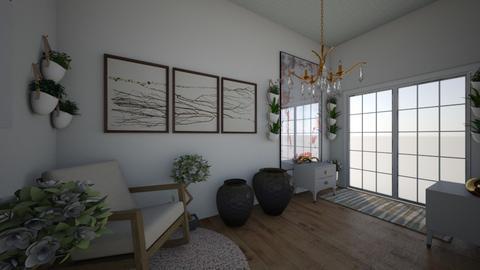 entering room - by grotla