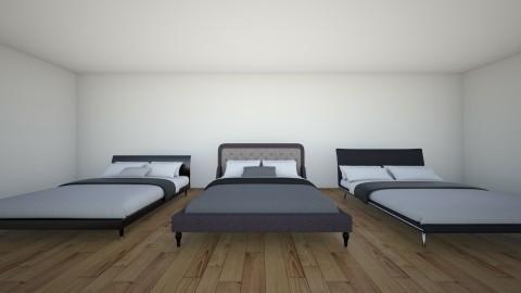 Mar Vista Kise - Bedroom - by greighish