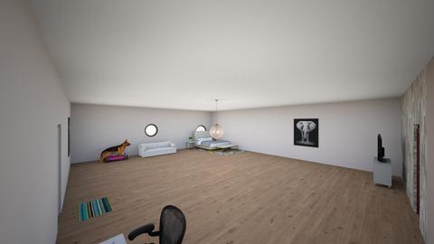 violet room  - Bedroom  - by VIoletEason