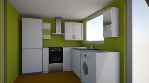 Niamh new kitchen - Kitchen  - by stuartlangridge