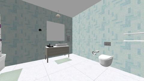 bathroom 2 - Bathroom  - by uwuxe