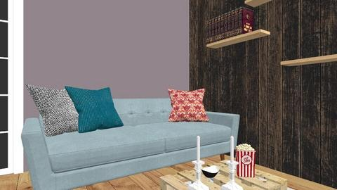 lol - Vintage - Living room  - by xXxPaoloxXx