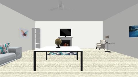 dream living room - Living room  - by Bluestripes