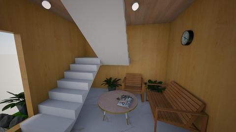 3dLiving room Area - by ana mechelle