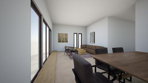 Full room 8 - Living room  - by gleidy