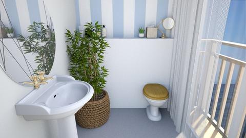 toilet - Bathroom  - by Ari_adnos
