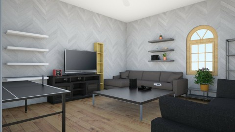 Children Living Room - Modern - Living room  - by TJGraffiti