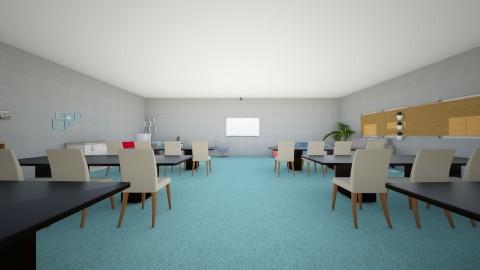 Trianna - Modern - Office  - by Trianna Nguyentu